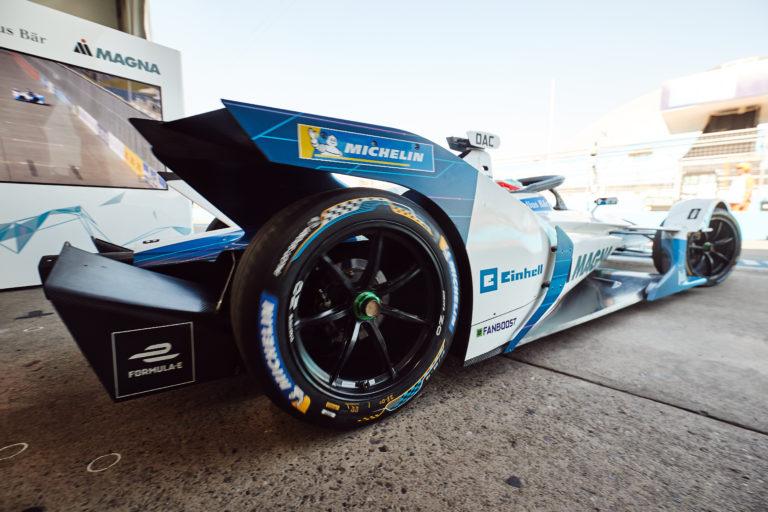 Einhell geht in die Marketingoffensive als Partner von BMW i Motorsport