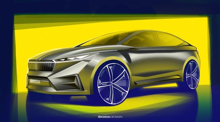 SKODA präsentiert sich auf dem Genfer Auto-Salon elektrisch, smart, innovativ und emotional