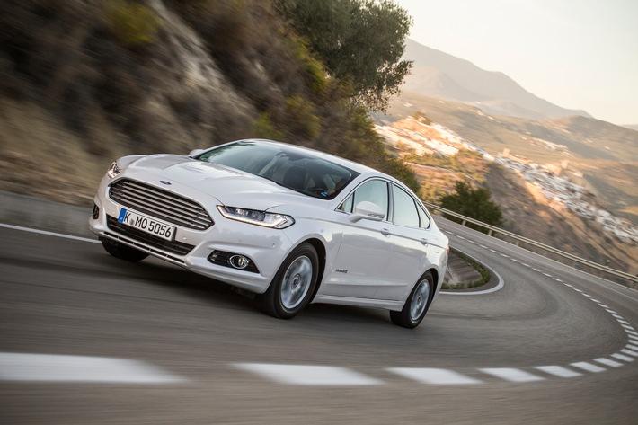 Ford bringt 2019 die Turnier-Version des Mondeo Hybrid auf den Markt