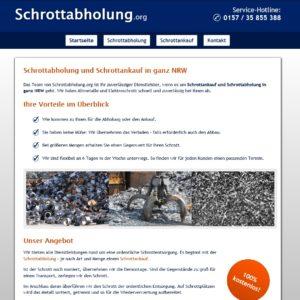 Schrottabholung Hagen und ganz NRW
