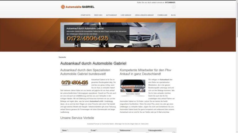 Autoankauf Schwerin – Auto verkaufen Schwerin