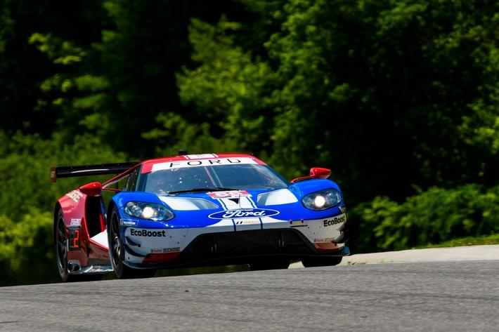 Ford Chip Ganassi Racing visiert am Wochenende den dritten Road America-Sieg in Folge an