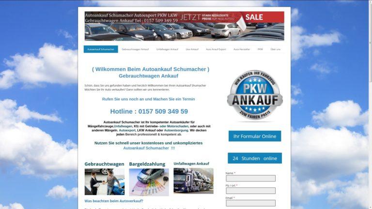 Autoankauf Mainz – Auto verkaufen in Mainz