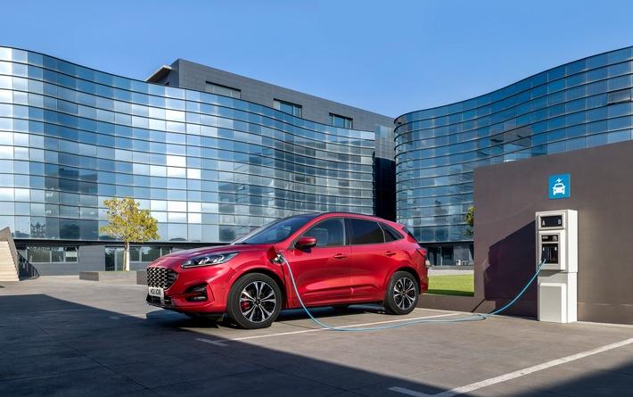 Der neue Ford Kuga ist ab Oktober bestellbar – Verkaufspreis: ab 31.900 Euro
