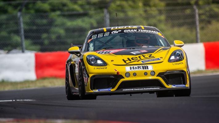 Mit der Hertz Autovermietung live die Rennen der VLN Langstreckenmeisterschaft am Nürburgring erleben