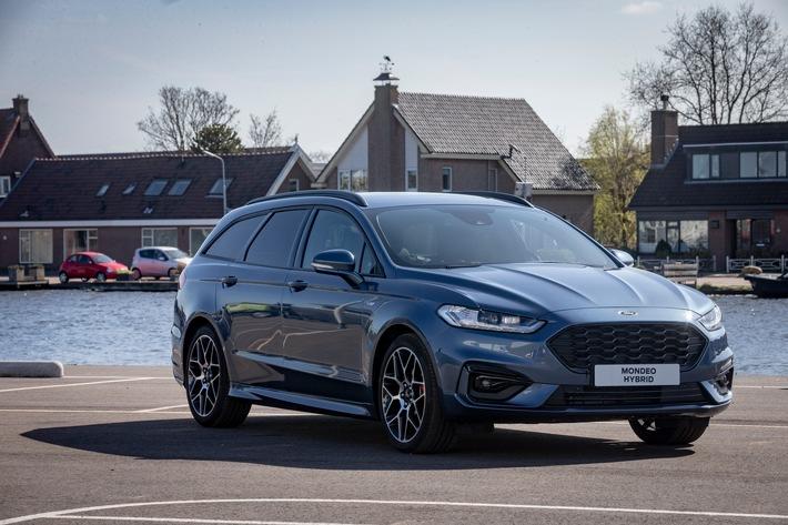 """""""Moderner Fuhrpark. Modernes Unternehmen"""": Ford Gewerbewochen mit Top-Angeboten für Firmenkunden"""