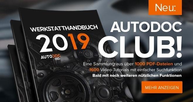 Digitale Werkstatt: Autodoc launcht innovative Plattform Autodoc Club