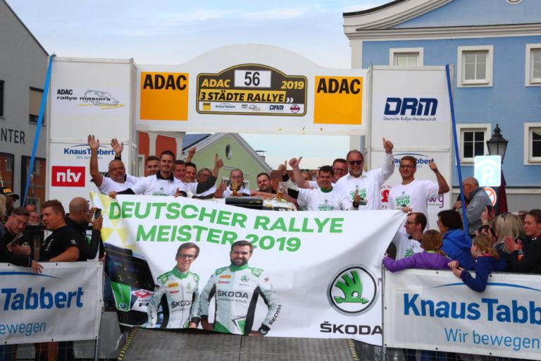 Die Spannung steigt: SKODA auf der Essen Motor Show 2019