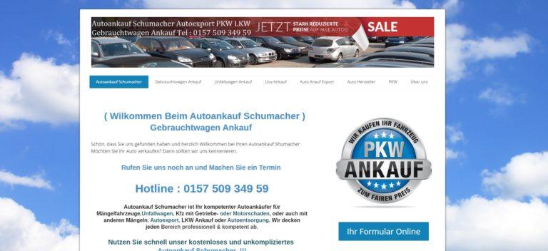 Autoankauf Mainz | Lassen Sie sich vom Service überzeugen
