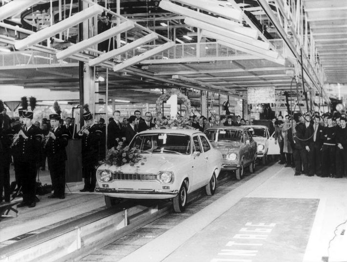 Ford-Werk in Saarlouis: 50 Jahre automobile Wertarbeit