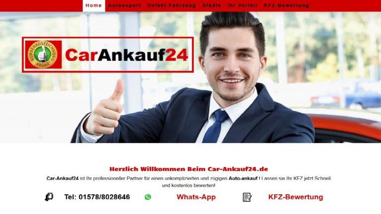 Autoankauf Deutschlandweit-Wir kaufen alle Gebrauchtwagen