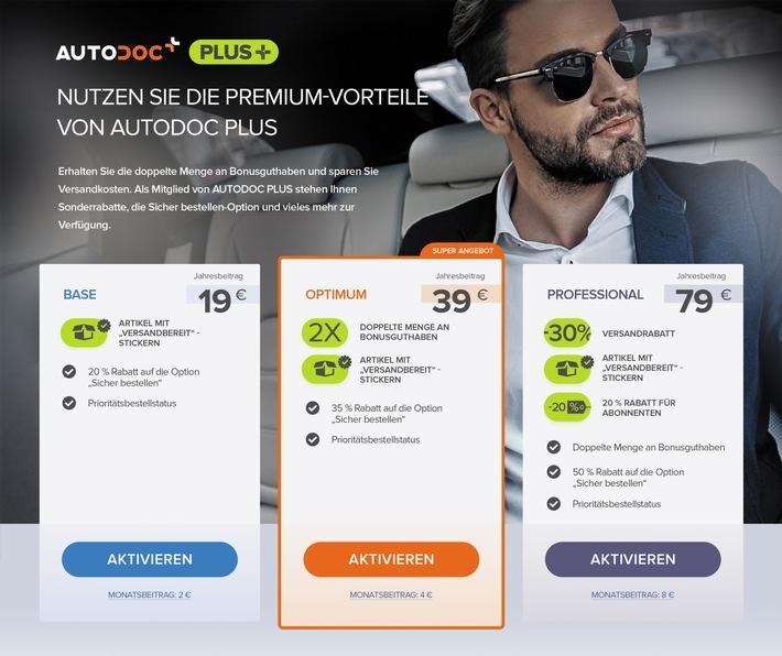 Autodoc launcht Sonderkonditionenprogramm für Vielbesteller