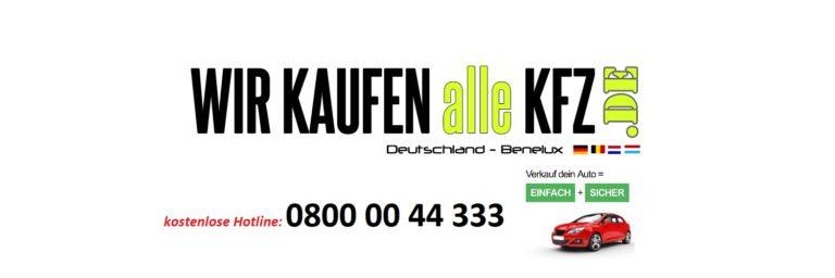 Ein Auto in Köln verkaufen