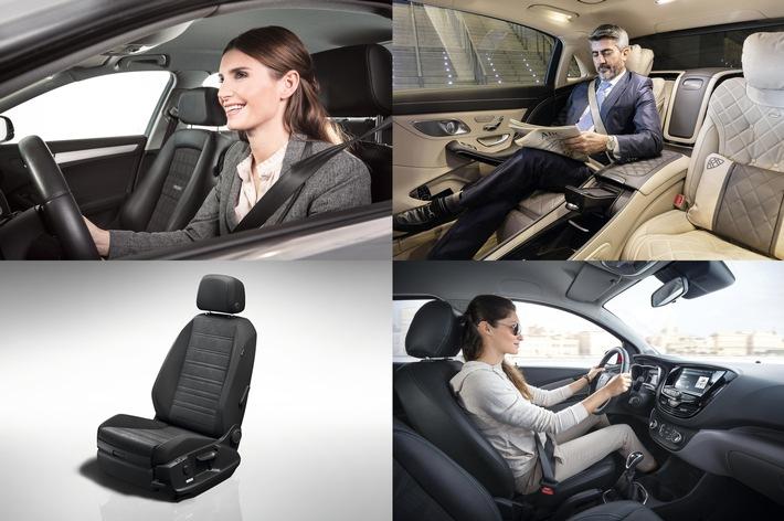 Ergonomische Autositze: Auf vier Rädern den Rücken schonen
