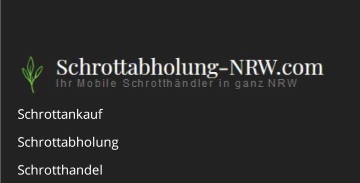 Schrottabholung Mühlheim an der Ruhr