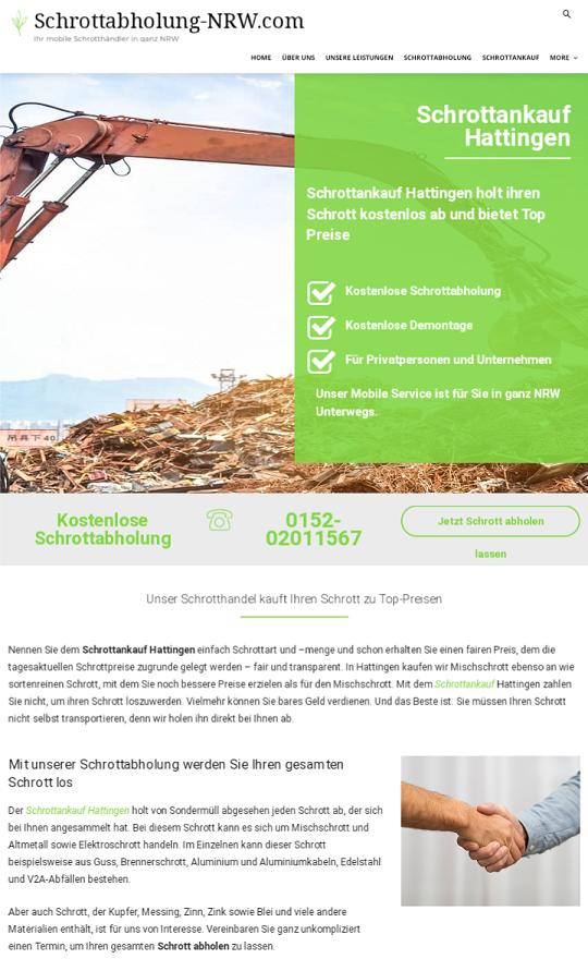 Neben fairen Preisen garantiert der Schrottankauf Hattingen ein fachkundiges Schrott-Recycling