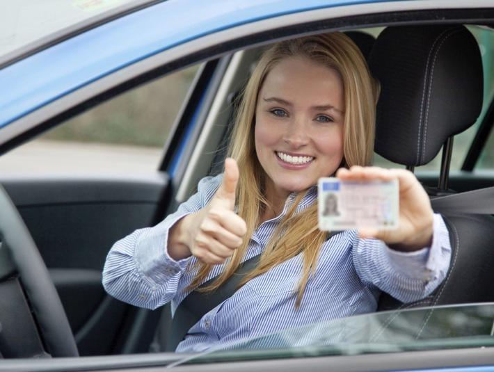 Zahl der Woche: Traum vom Führerschein: Nicht jeder schafft es beim ersten Mal