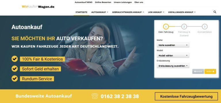 Autoankauf Neuehrenfeld: PKW verkaufen leicht gemacht mit WirkaufenWagen.de
