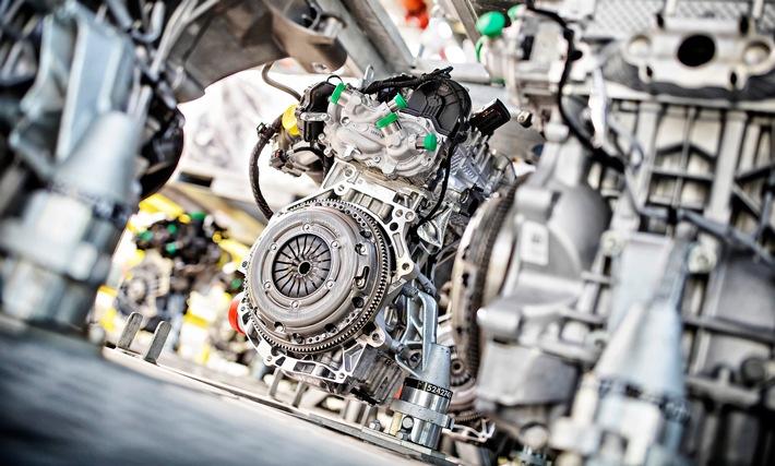 Mladá Boleslav: SKODA AUTO fertigt dreimillionsten EA211-Motor