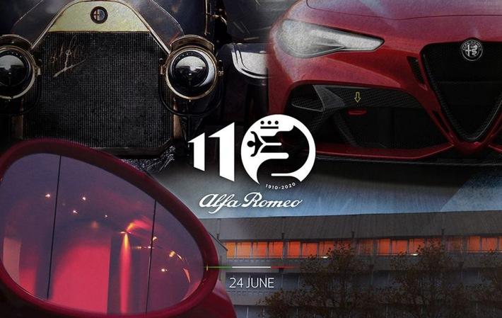 Ein historischer Geburtstag – Alfa Romeo wird 110 Jahre alt