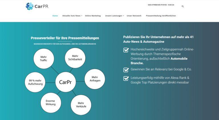 Autohaus Marketing | 60% mehr Traffic – mehr Anfragen – mehr Verkäufe