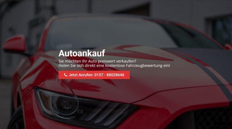 Autoankauf Münster :  Wir kaufen Fahrzeuge zum fairen Preis an!