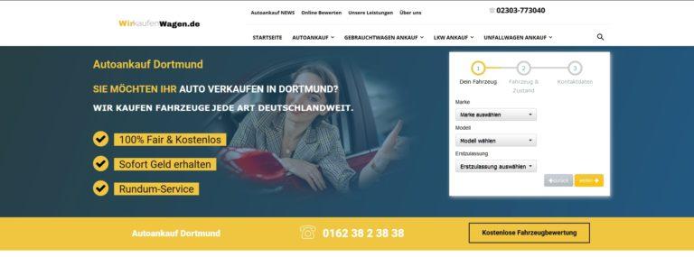 Auroankauf Dorstfelder Brücke: Autoa verkaufen leicht gemacht in Dortmund