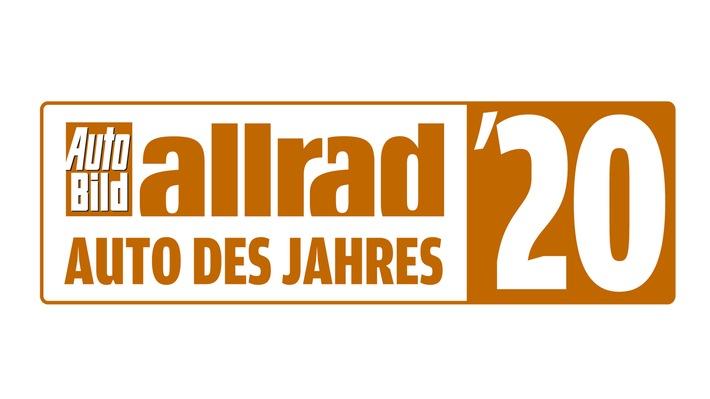 ALLRAD-AUTO DES JAHRES 2020: Die besten 4×4-Fahrzeuge in 2020 ausgezeichnet