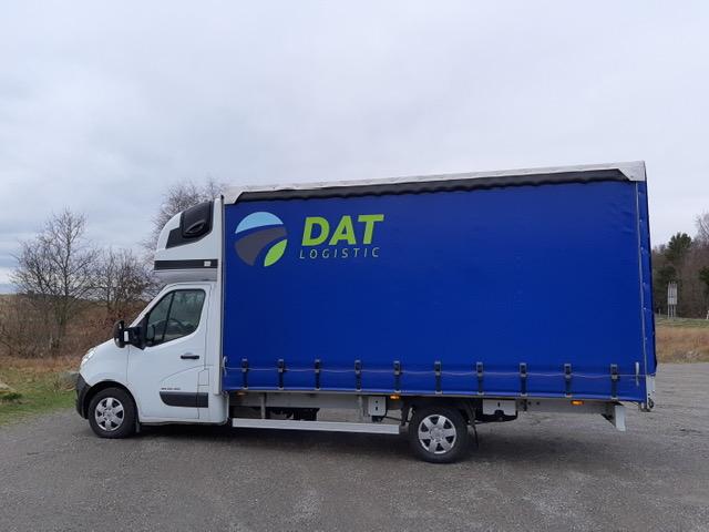 Transportaufträge Europaweit gesucht: DAT logistic
