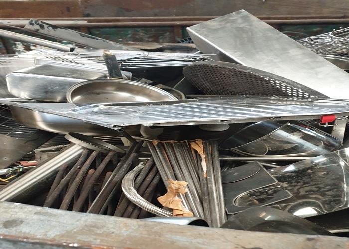 Schrott und Altmetall los werden durch ➜ Schrottabholung Mülheim an der Ruhr