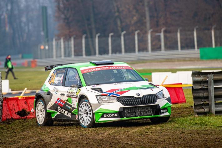 In einer schwierigen Rallye-Saison 2020 feiern SKODA Kundenteams erneut weltweit Erfolge
