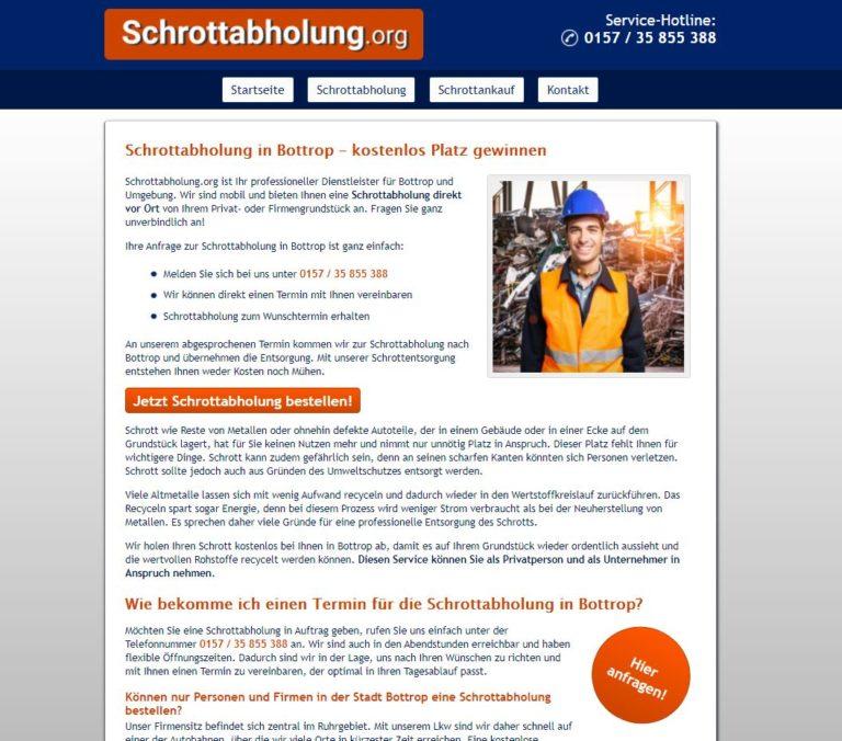 Schrottabholung Bottrop: Schrott-Recycling – so wichtig ist der Schutz von Ressourcen