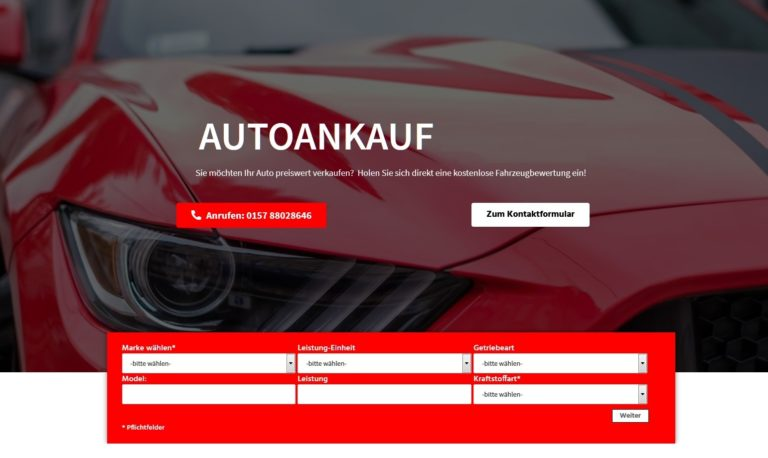 Autoankauf Hamburg Beim PKW Ankauf sind Profis am Werk – zum Vorteil des Verkäufers