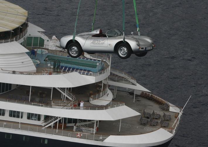 """Aston Martin – Jubiläum der """"gestohlenen"""" Show"""