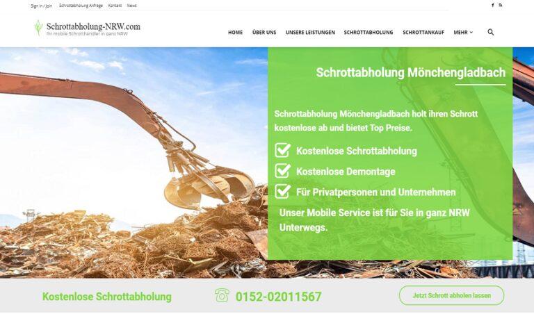Altmetallhändler aus Mönchengladbach holt ihre Schrott ab, Egal welche Art von Schrott