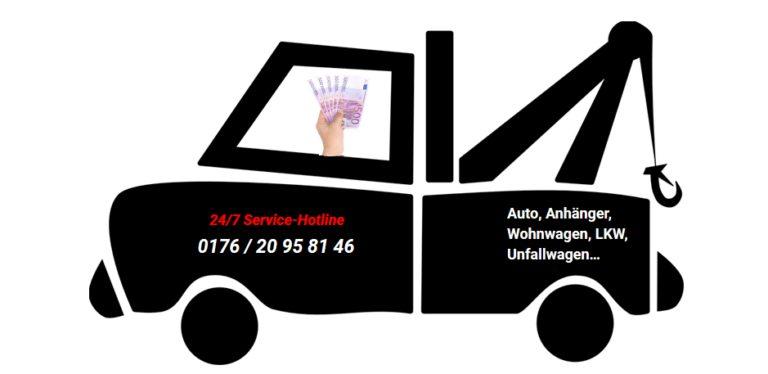 Autoverwertung in Deutschland – kostenlose Kfz-Entsorgung & Abholung!