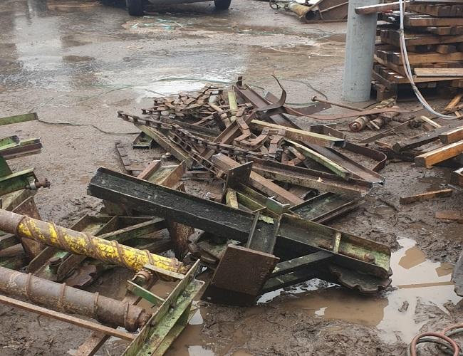 Schrottabholung in Dinslaken und Umgebung : alles wird durch unsere Mobilen Schrotthändler