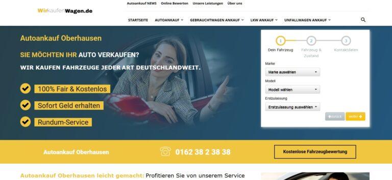 Autoankauf Düsseldorf: Das Fahrzeug, das Sie uns zum Kauf anbieten, muss keinen TÜV und keine Zulassung für die Straße haben.