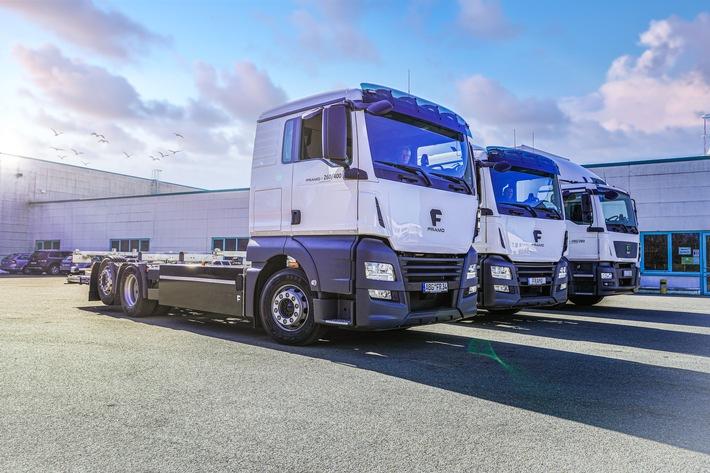 Mehr Power für die E-Mobilität im Schwerlastverkehr Drei Millionen Euro Kapitalerhöhung Neuer Experte in der Geschäftsführung Technischer Vorsprung vor den Giganten der Branche