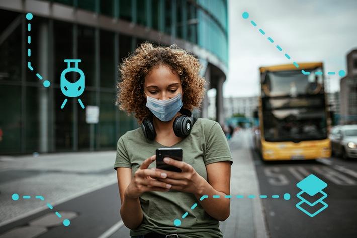 """Deutscher Mobilitätspreis 2021 startet: Jetzt bewerben Bundesminister Andreas Scheuer """"Daten als Chance für die Mobilität nutzen"""""""