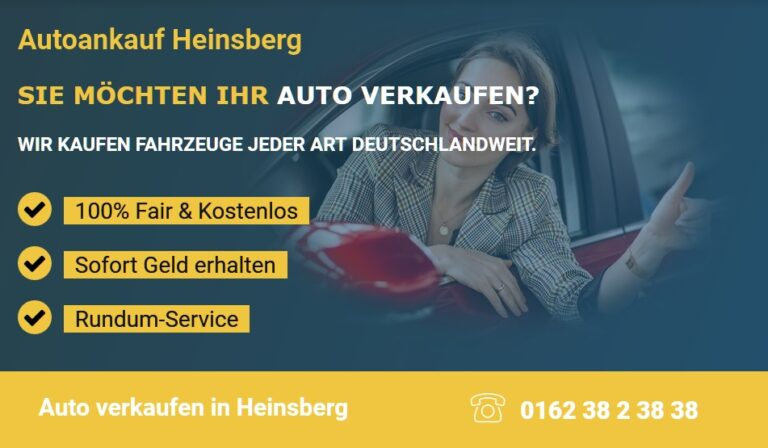 Autoankaufs Saarbrücken direkt ein konkretes Angebot für den Gebrauchtwagen