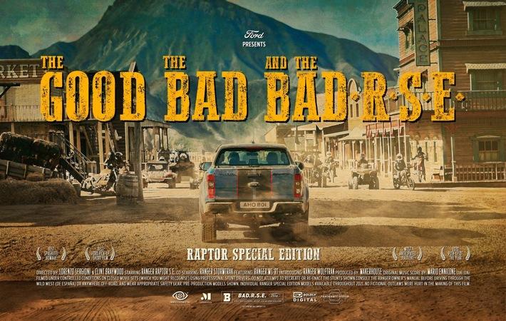 Der neue Ford Ranger Raptor Special Edition erhält eine exklusive Vorschau in der Twitch-Show von Team Fordzilla