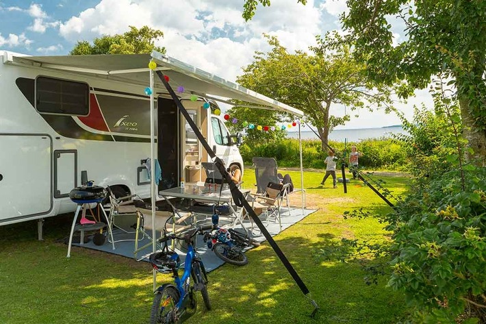 Camping-Boom 2021: Ansturm auf deutsche Campingplätze