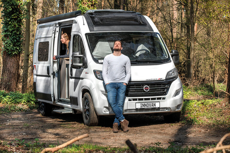 Der neue LMC Innovan: jetzt bei Reisemobile Taufratshofer bestellbar