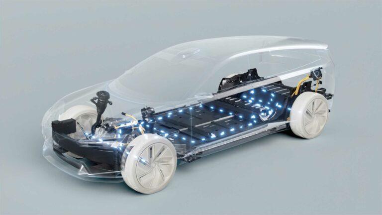 Nächste Generation der Volvo Elektroautos: mehr Reichweite und schneller laden
