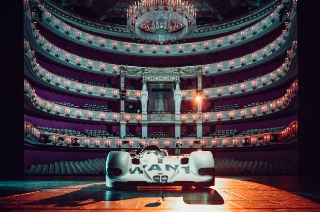Die BMW Group wird Global Partner der Bayerischen Staatsoper Ausbau der Partnerschaft als Beitrag zu sozialer Verantwortung mit neuen Impulsen für das prestigeträchtige Münchner Opernhaus