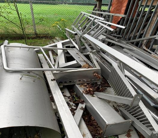 Schrotthändler in Düsseldorf kaufen Altmetall, Haushalts- und Elektroschrott