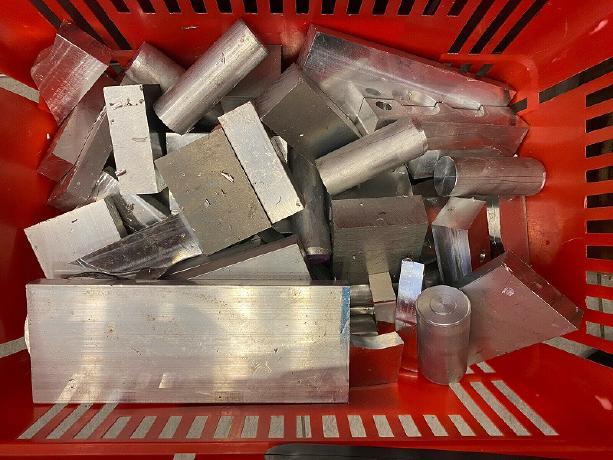 Schrottabholung in Recklinghausen arbeitet hochprofessionell Altmetall recyceln