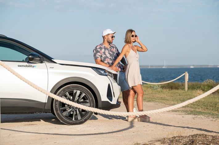 Deutsche Kunden von OK Mobility wählen Mallorca als erstes Urlaubsziel Ibiza, Valencia, Alicante und Málaga sind neben Mallorca die beliebtesten Reiseziele in diesem Sommer