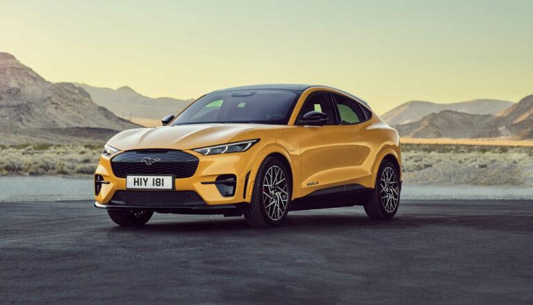 Ford zeigt beim Goodwood Festival of Speed das volle Fahrspaß-Potenzial von Elektro-Fahrzeugen